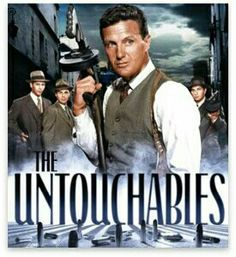 Starred Robert Stack. Aired 1959 to 1963.