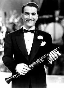 Artie Shaw, don't worry. One day I'll get a time machine and marry you