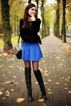 Gorgeous Skirt Work Outfits For Office Women (28)