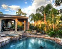 oh to have this oasis in my back.