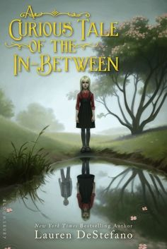 Cover Reveal: A Curious Tale of the In-Between (Pram #1) by Lauren DeStefano -On sale September 1st 2015 by Bloomsbury USA Childrens -Pram Bellamy is special—she can talk to ghosts. She doesn't have too many friends amongst the living, but that's all right. She has her books, she has her aunts, and she has her best friend, the ghostly Felix.