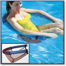 Pool Toys - I'm going to DIY this baby to fit by butt perfectly!  Summer basking here I come!;)