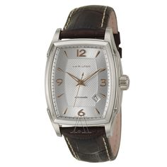 Hamilton Men's Jazzmaster Tonneau Watch - $461