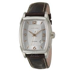 Hamilton Men's Jazzmaster Tonneau Watch - $461