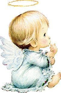 baby angels pictures | lilla's Gifs & Dividers: Angioletti ...