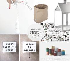 GIFT-GUIDE-DESIGN COVER #design #gift #giftideas ITALIANBARK