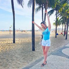"""8,096 Likes, 212 Comments - Janaína Taffarel (@janataffarel) on Instagram: """"Quem mais ama look basiquinho assim? ❤ Tudo de bom, né?! T-shirt @dolcemme Calça @otpjeans Tênis…"""""""
