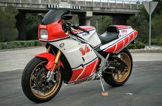 1985 RZ 500 V4  2 Stroke