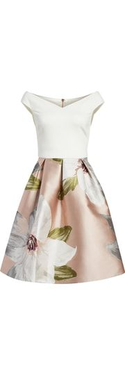 Ted Baker London Chatsworth Fit & Flare Dress | Nordstrom