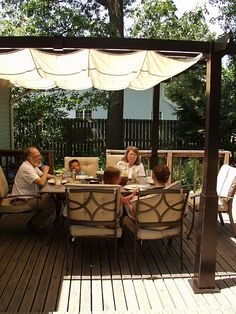 Deck to enjoy with the ones you love