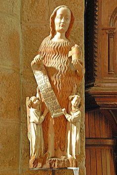Maria Magdalena, St. Junien