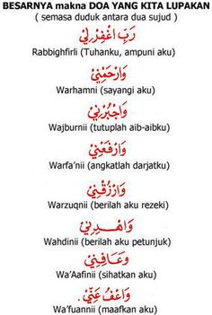 Very meaningful doa we always forget.