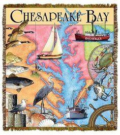 Chesapeake Bay Tapestry