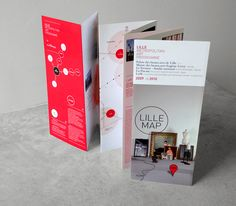 Lille Metropolitan Art Programme #Layout #Design #Magazine #Editorial