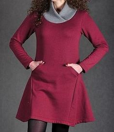 Template download, free tunic sewing pattern.