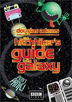The Hitch Hikers Guide to the Galaxy (TV Series 1981)