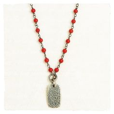 Necklaces - Red Peppers Necklace