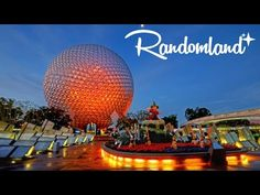 5 Weird things in Epcot!