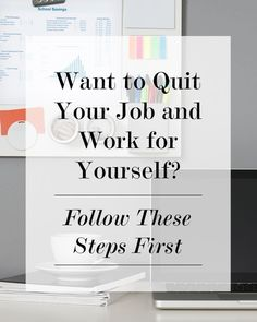 Want to Quit Your #Job and Work for Yourself? | Levo League | Career Tips #entrepreneurs #entrepreneurship Small business tips, entrepreneur, #biz #smallbusiness #succeed