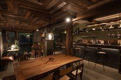 Restaurant Lighting, Cafe Restaurant, Restaurant Design, Cafe Shop, Cafe Bar, Bar Interior, Interior Design, Dream Home Design, House Design