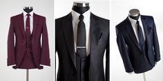 Bespoke Bride and Jack Bunneys tailors have teamed up to predict the hottest wedding suit trends for grooms in 2014 Wedding Blog, Our Wedding, Wedding Stuff, Wedding Ideas, 1960s Wedding, 1960s Fashion, Wedding Suits, Bespoke, 1960s Style
