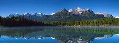 Il Banff National Park è stato il primo parco nazionale del Canada. Fu istituito nel 1885, nelle Montagne Rocciose Canadesi.