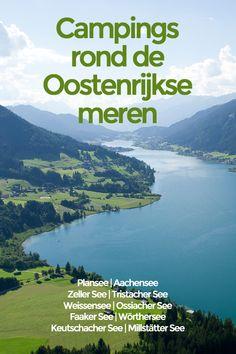 We zijn langs een aantal van de Oostenrijkse meren gereden, op zoek naar campings waar je na een bergwandeling je voeten in het frisse water kunt dompelen. #oostenrijk #meren #natuurwater #camping #campings #kamperen
