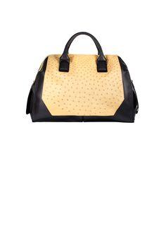 Narciso Rodriguez Ostrich Bag