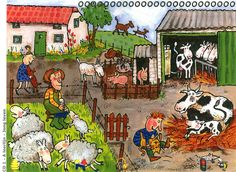 praatplaat boerderij 4
