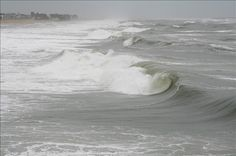 High surf in Rodanthe | OBX Connection Message Board
