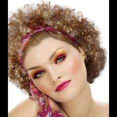 Disco Makeup 70s Party Hairstyles Eye Hair. 38 Best Disco Hair Makeup Images On And