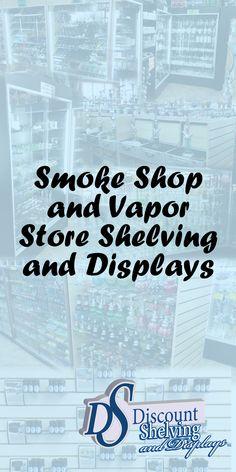 The best smoke shop & Vapor store fixtures! Grid Panel, Glass Showcase, Glass Countertops, Glass Cube, Store Fixtures, Slat Wall, Acrylic Display, Smoke Shops, Glass Shelves