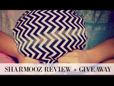 Sharmooz Satin Bonnet & Scarves Review + GIVEAWAY! (CLOSED)
