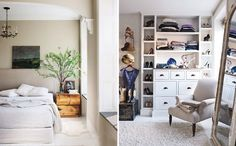 Would definitely transform a room into an amazing closet