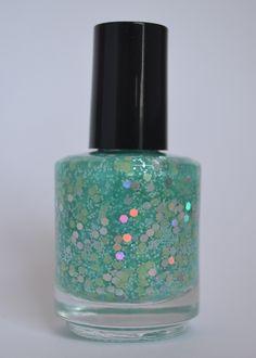 Springs Glitter Nail Polish