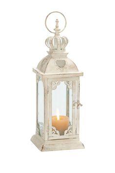 "Crown Metal 16"" Lantern on @HauteLook"