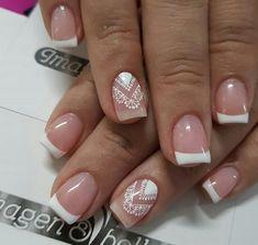 Nail Art Designs, Acrylic Nails, Beauty, Indian Nails, Nail Ideas, Designed Nails, Paths, Gorgeous Nails, Lace Nails