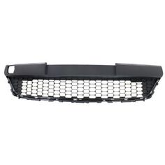 2012-2014 Toyota Yaris Front Bumper Grille, Lower, Black