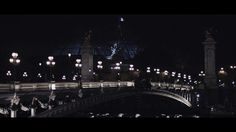 Pont Alexandre III - Blackmagic Production Camera 4K - First Test On Real Conditions