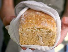 """Grain Free """"Sourdough"""" Bread (gluten/grain/dairy/starch free)"""