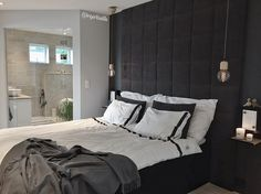 fab bedroom at @ingerliselille Bedding from Beach House Company
