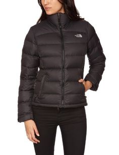 271cd0b983 The North Face Womens Nuptse 2 Down Jacket, TNF Black, Medium. Zip-in  compatible. Stows in hand pocket.