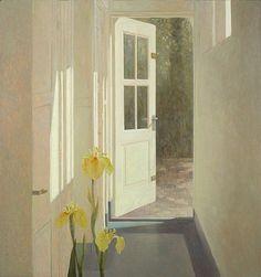 Jan van der Kooi (Groningen, 16. Januar 1957) ist eine niederländische figurative Künstler und Maler der Gegenwart. Van der Kooi macht Reisen ins Ausland. Jedes Jahr besuchte er Nepal, Peru und Israel. Und es zieht ihn regelmäßig in die Toskana und nach Venedig, um das Sonnenlicht dort zu erfassen und zu studieren