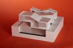 Model by Zon-E Arquitectos, Argentina / Spain