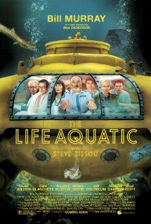 The Life Aquatic with Steve Zissou (2004) by Wes Anderson
