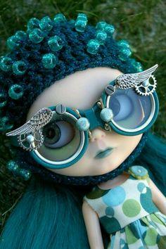 Blythe doll color