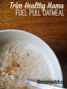 rim Healthy Mama - Overnight oatmeal