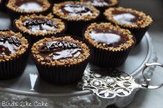♥ Sacher Torte - Cupcakes
