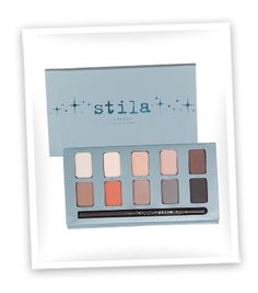 Stila's In the Know Eye Shadow Palette --want :0)