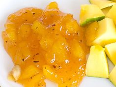 One of the best ways to prepare your taste buds for upcoming mango season is to make hot, sweet and sour mango chutney with slightly ripe mangoes. The spices and sugar used in this recipe helps achieve balanced sweet, sour and spicy taste.
